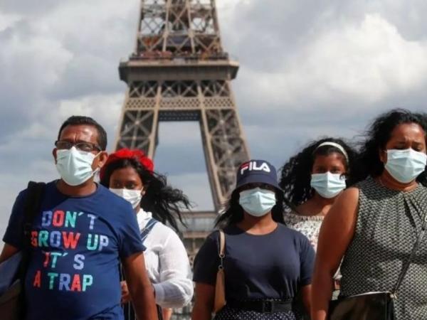 Fransada koronavirusa yoluxanların sayı 1 138 mini ötüb