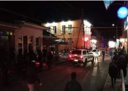 Gürcüstanda ermənilərin törətdiyi iğtişaşların qarşısı alınıb - FOTO