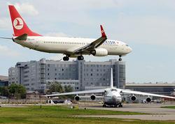 Rusiya Türkiyənin kurort şəhərlərinə uçuşları bərpa edib