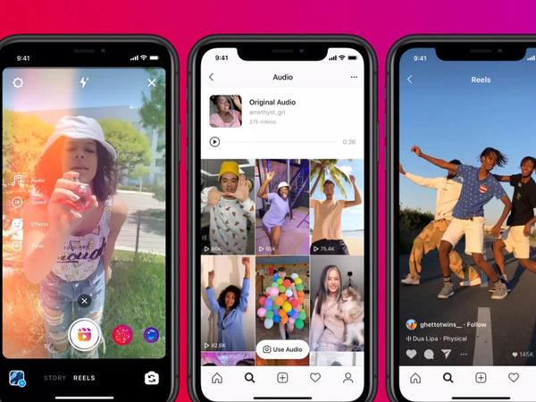 Instagram Reels rəsmi olaraq 50-dən çox ölkədə istifadəyə verildi