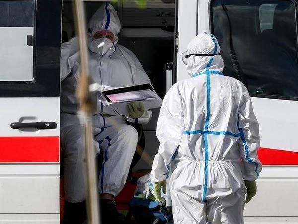 Moskvada koronavirusdan ölənlərin sayı 4 585 nəfərə çatıb