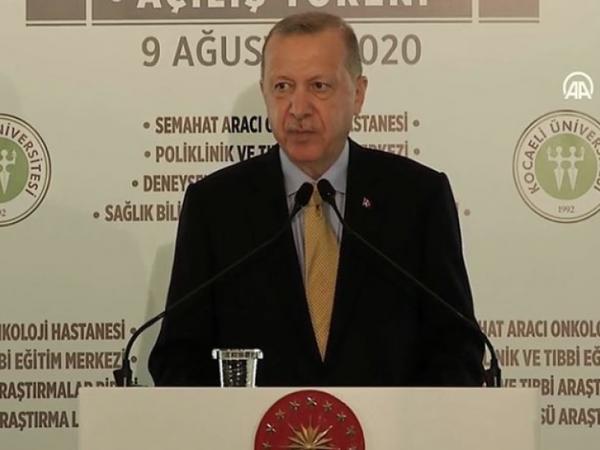 Pandemiya dövründə Türkiyədən dünyanın 150 ölkəsinə yardım göndərilib