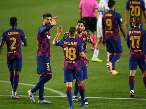 """""""Barselona""""dan rekord göstərici"""