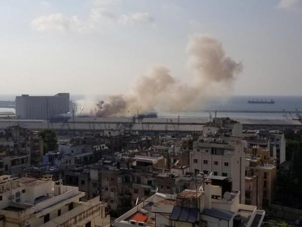 Beyrutda baş vermiş partlayışda ölənlərin sayı artıb
