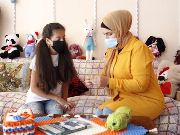 Qadın sahibkarlara biznes ideyalarını reallaşdırmaqda dəstək göstərilib - FOTO