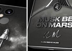 """Elon Musk adına smartfon təqdim edildi — <span class=""""color_red"""">iPhone 12 Pro</span>"""