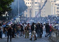 Beyrutda toqquşmalar zamanı 42 nəfər xəsarət alıb