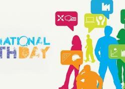 12 avqust - Beynəlxalq Gənclər Günüdür