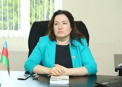 """Pərvin Kərimzadə: """"Qarabağ"""" dayaq blokunun istifadəyə verilməsi mühüm hadisədir"""