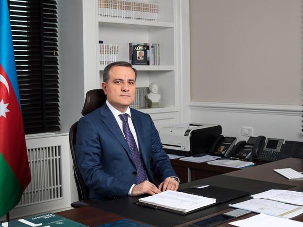 """Ceyhun Bayramov: """"Türkiyə-Azərbaycan əməkdaşlığı regionun inkişafına da xidmət edir"""""""