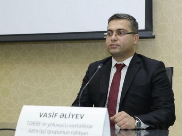 TƏBİB rəsmisi koronavirusa yoluxanların sayının azalmasından danışdı