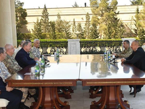Prezident İlham Əliyev: Bu gün dünyada Türkiyə və Azərbaycan qədər bir-birinə yaxın və bağlı olan ölkələr yoxdur