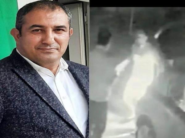 """Bakıda taksi sürücüsü baş redaktoru baltalamaq istədi — <span class=""""color_red"""">ANBAAN VİDEO</span>"""