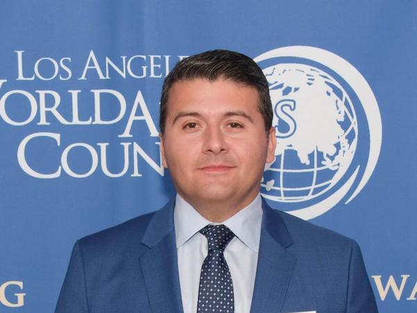 Azərbaycanın Los Ancelesdəki baş konsulu Amerika Yəhudi Komitəsinin üzvləri ilə görüşüb - FOTO