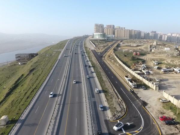 Yasamalda 7 km uzunluğunda küçə və yol yenidən qurulur - FOTO
