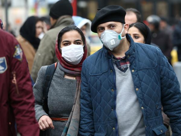 İranda koronavirusdan ölənlərin sayı 19 min nəfəri keçib