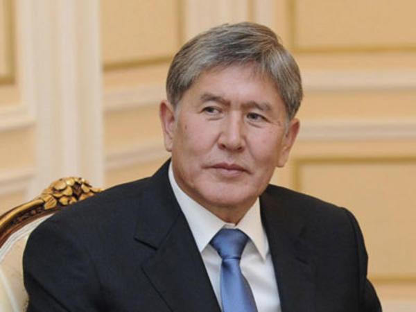 Atambayev həbsdə qaldı