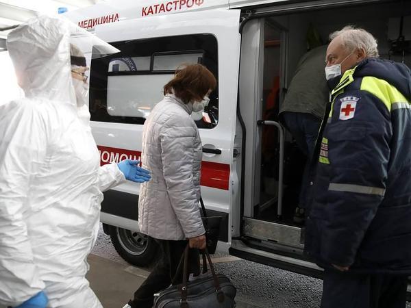 Rusiyada daha 114 nəfər koronavirusdan ölüb