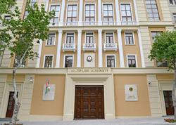 Nazirlər Kabineti yanında Operativ Qərargah brifinq keçirib