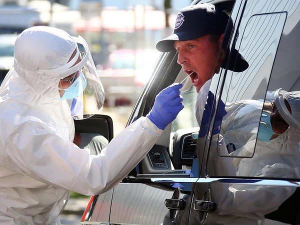 Qazaxıstanda daha 439 nəfər koronavirusa yoluxub