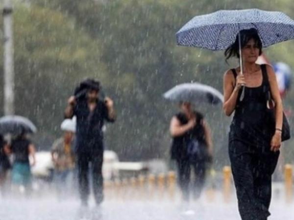 Güclü külək və yağış... - Bu günün havası