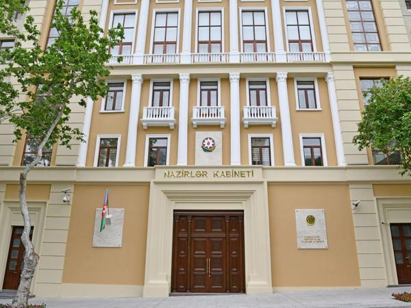 Nazirlər Kabineti yanında Operativ Qərargah brifinq keçirir - CANLI