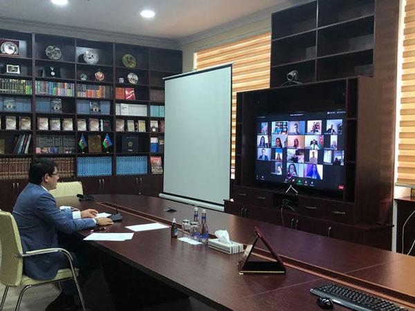 Fransa Azərbaycanlıları Koordinasiya Şurası hesabat verib və Şuranın yeni əlaqələndiricisi seçilib