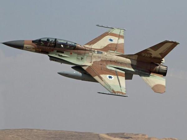 İsrail HƏMAS-ın mövqelərini vurdu