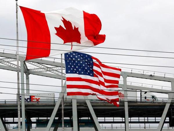 Kanada-ABŞ sərhədi sentyabrın 21-dək bağlı qalacaq