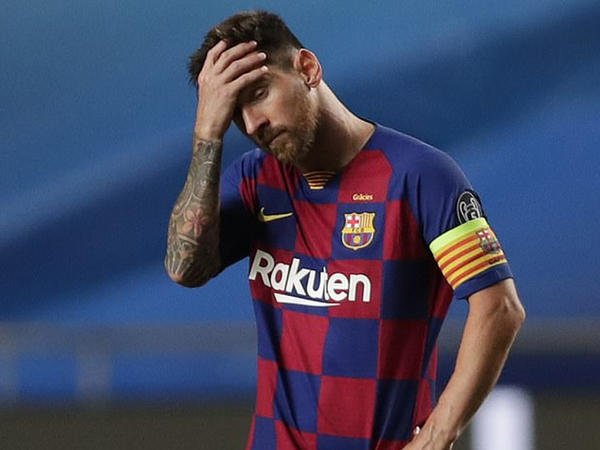 """""""Barselona"""" son dəfə 8 qolu nə vaxt buraxmışdı?"""