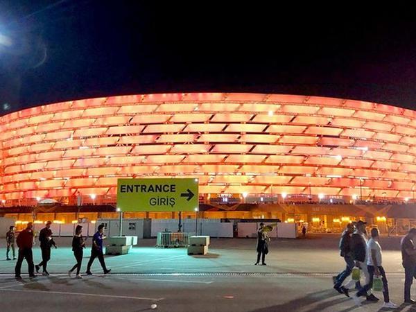 Bakı Olimpiya Stadionu dünyanın ən böyük 50 arenası sıyahısına düşüb