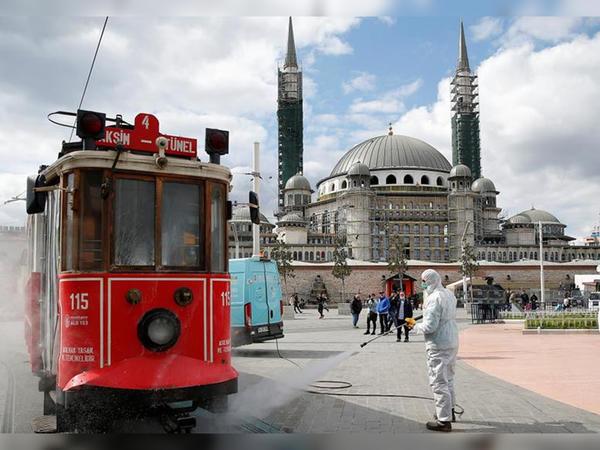 Türkiyədə koronavirusdan sağalanların sayı 266 min nəfəri ötüb