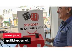 """Kontakt Home-un """"Şeş-Qoşa"""" kampaniyasının ilk qalibləri məlum oldu - VİDEO"""