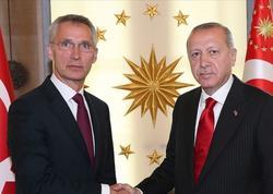 Türkiyə Prezidenti ilə NATO-nun baş katibi arasında telefon danışığı olub