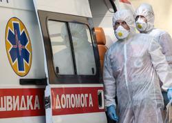 Ukraynada koronavirusa yoluxma üzrə rekord qeydə alınıb