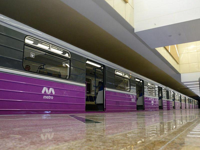 Bakı metrosu 15 sentyabra qədər işləməyəcək - QƏRAR