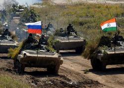 Hindistan Rusiya ilə təlimdən imtina etdi