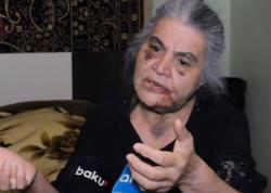 """""""Yumruqla o qədər vurdu ki, sonrasından xəbərim olmayıb"""" - VİDEO - FOTO"""