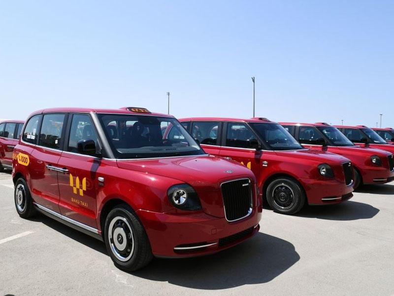 London taksiləri üçün Bakıda elektrik doldurma stansiyalarının quraşdırılması planlaşdırılır - RƏSMİ