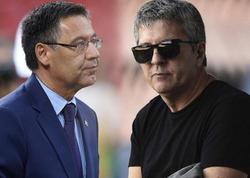 """Messinin atası Bartomeu ilə anlaşmadı - """"Oğlum """"Barselona""""da qalmır"""""""