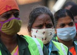 Hindistanda koronavirus infeksiyasına rekord sutkalıq yoluxma halı qeydə alınıb