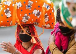 Hindistanda koronavirus infeksiyasına yoluxanların sayı 4 milyon nəfəri ötüb
