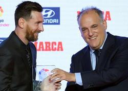 """""""Messi """"Barselona""""dan getsə, bu, bizim üçün dram olmayacaq"""""""