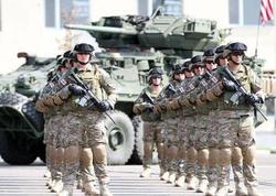Gürcüstanda NATO təlimləri: 5 dövlətin hərbçiləri Rusiya sərhədində...