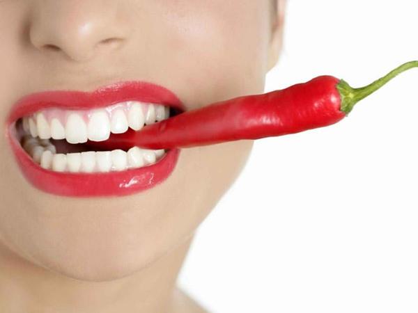 Acı bibər yemək ölüm riskini azaldır