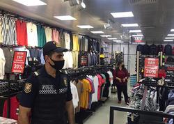 Bakı polisi reyd keçirdi - FOTO