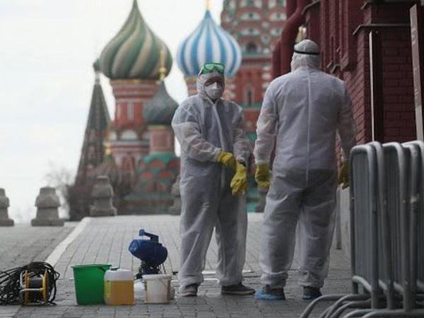 Rusiyada daha 16 550 nəfər koronavirusa yoluxdu, 320 nəfər öldü