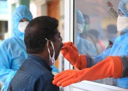 Hindistanda COVID-19 infeksiyasına yoluxmada yeni antirekord