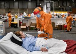 İspaniyada koronaviruslu ağır xəstələrin sayı ikiqat artıb