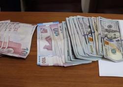 Evdən qızıl və pul oğurlayan cinayətkar qrup saxlanıldı - VİDEO